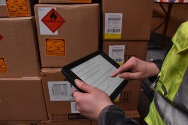 Swissport delivers stellar customer service digitizing checklists with Nallian's Check-it for Air Cargo